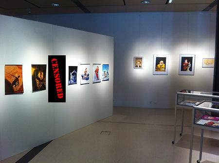 Kuvituksia kammiosta - Kuvittaja Ossi Hiekkalan näyttely