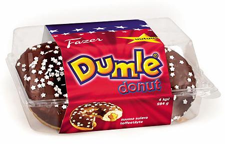 Dumle Donut; Fazer Leipomot 2012