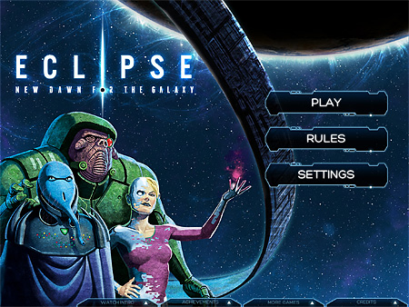 Eclipse - iPad game, Big Daddy's Creations