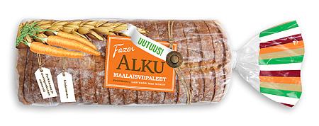 Fazer Alku Maalaisviipaleet Porkkana, Fazer 2013