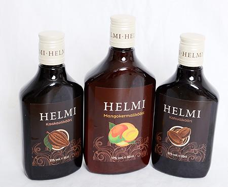 Helmi-liköörit, Altia 2013