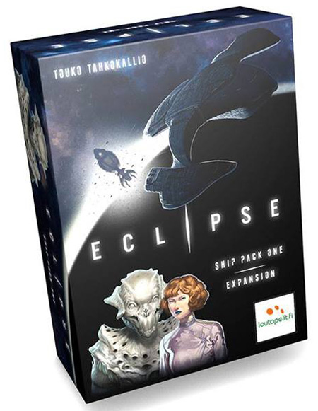 Eclipse: Ship Pack One Expansion, Lautapelit.fi 2013