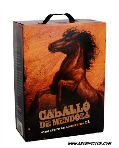 Caballo De Mendoza hanapakkaus, Altia