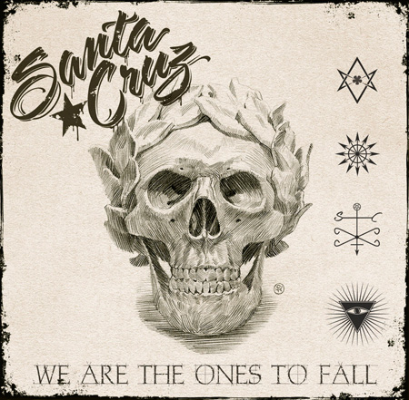 Santa Cruz - We Are The One To Fall EP (2013), Spinefarm