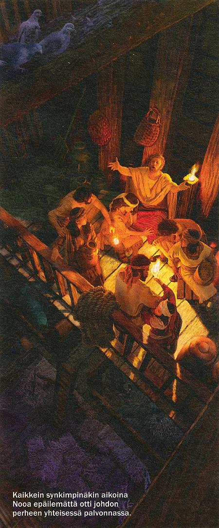 Vartiotorni 8/13, Jehovan Todistajat 2013