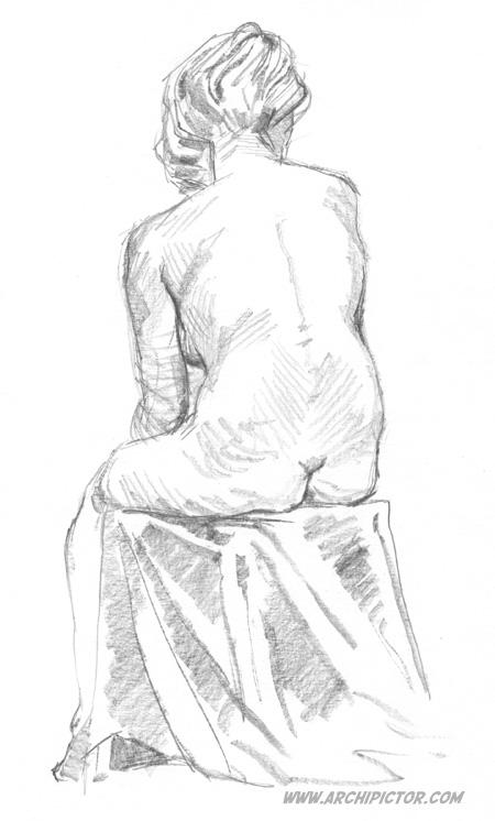 Croquis Taidehalli 2.5., kuvittaja / illustrator Ossi Hiekkala 2015