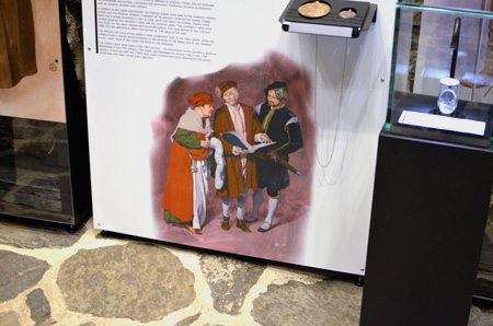 Olavinlinnan perusnäyttely