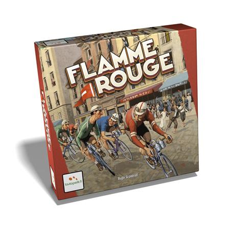 Flamme Rouge, Lautapelit.fi 2016