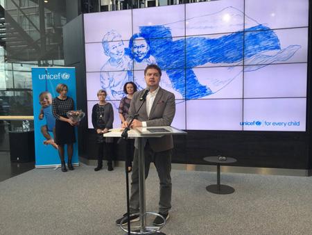 Kuva: Suomen UNICEF ry