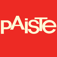 PAISTE CYMBALS -