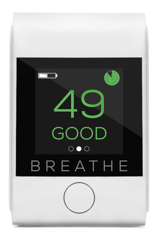 Breathe|Smart monitor
