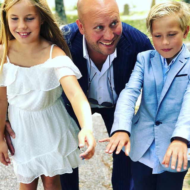Three years ago I married into this beautiful family of three. You'll always be the most important and loved once by me and Ellie ❤️❤️❤️