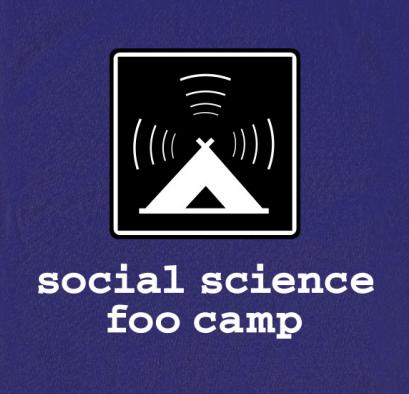 Social Science Foo Camp logo