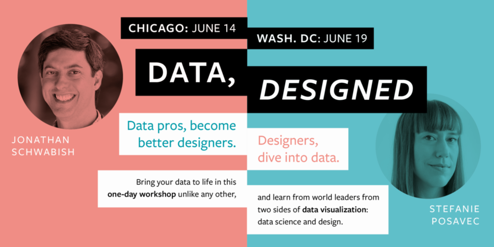 Data Designed Workshop Flyer