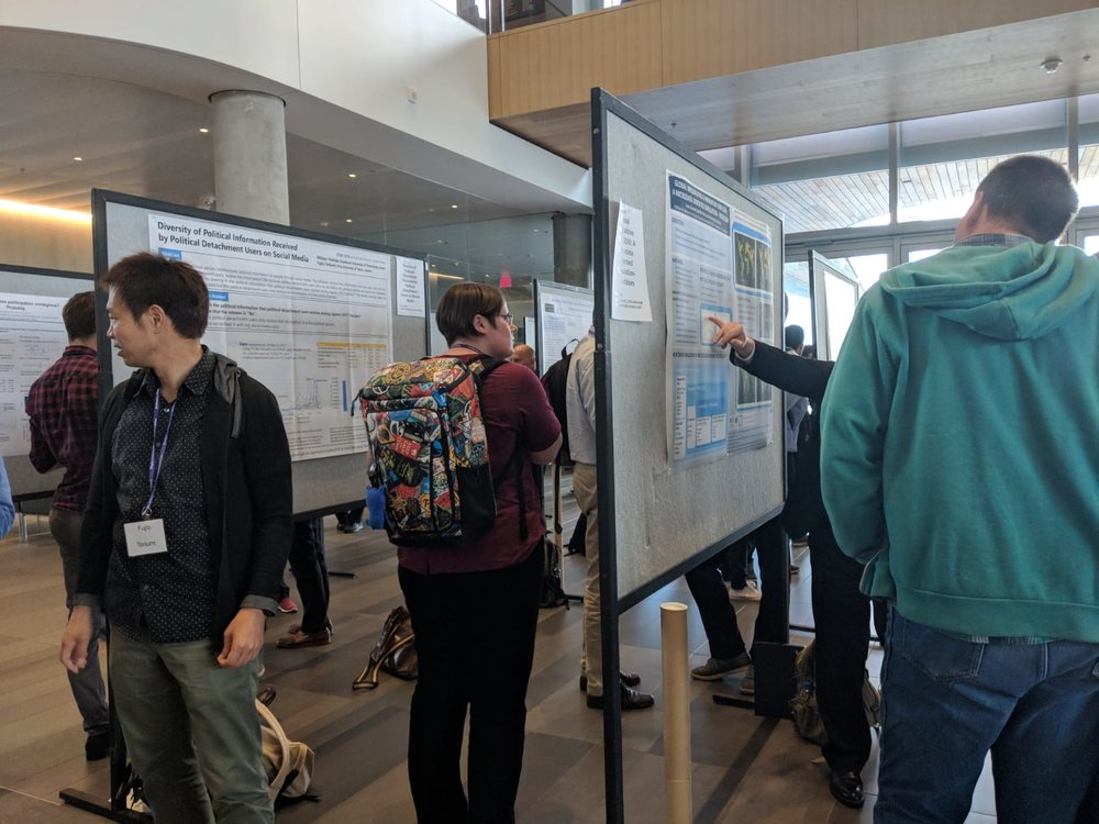 IC2S2 Poster Session