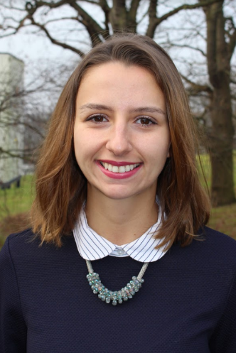 Andreea Moldovan of the University of Exeter