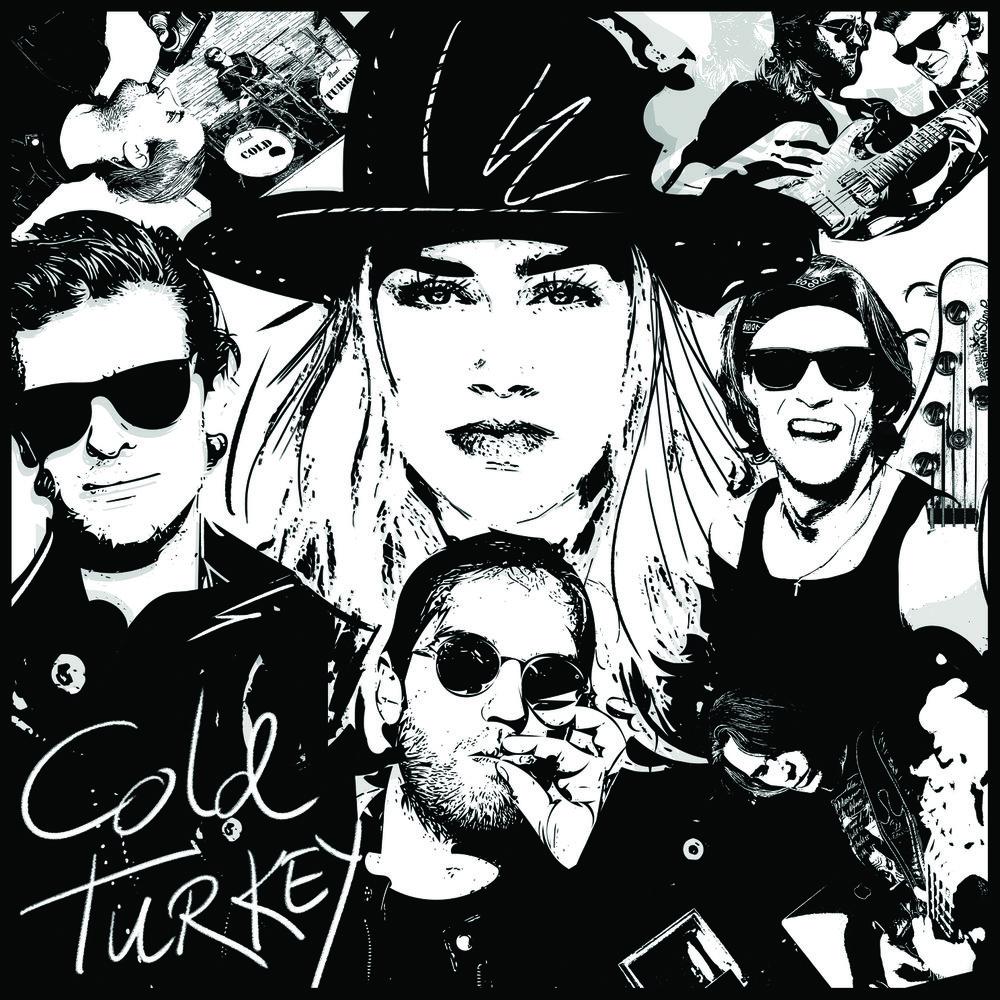 COLD TURKEY ALBUM - LP €20,- * excl. verzendkostenCD €10,- *excl. verzendkosten