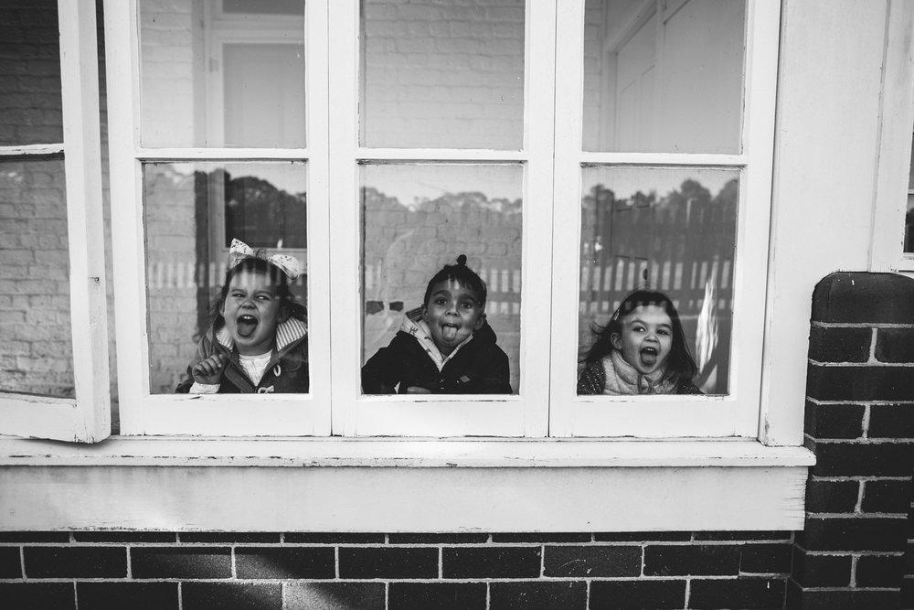 sydney documentary photographer - kids playing