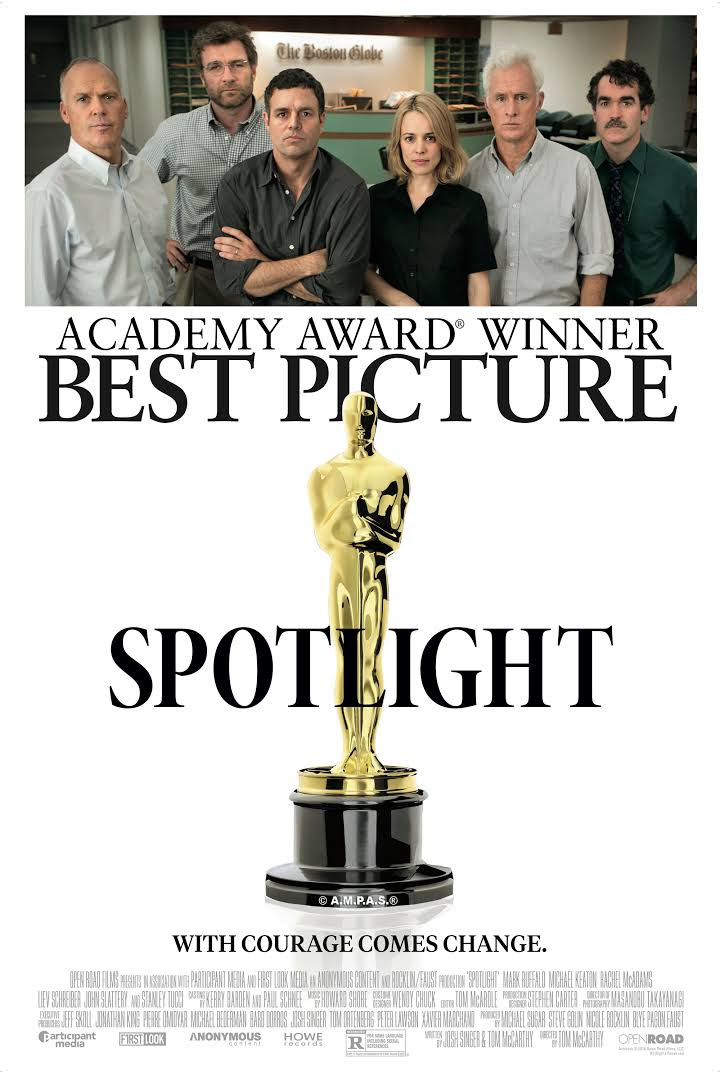 Tom McCarthy , Josh Singer , Tom McCarthy  Mark Ruffalo , Michael Keaton , Rachel McAdams