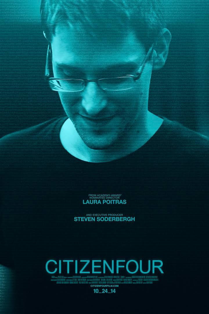 Laura Poitras  Edward Snowden , Glenn Greenwald , William Binney