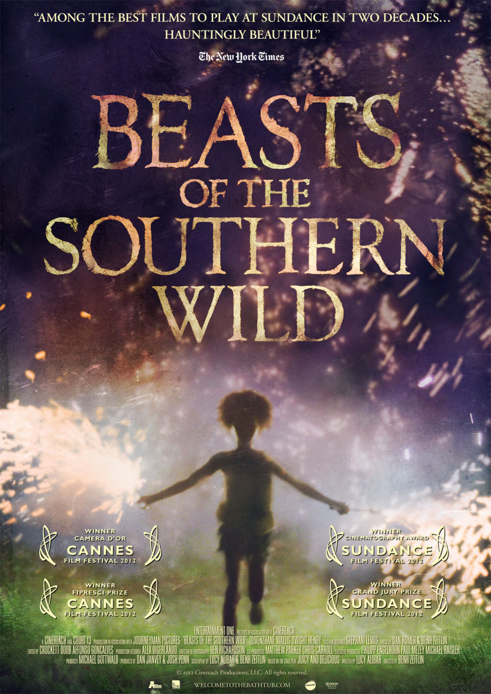 Lucy Alibar , Benh Zeitlin , Quvenzhané Wallis , Dwight Henry , Levy Easterly