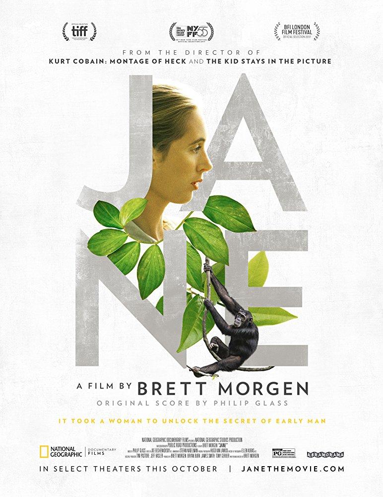 Brett Morgen , Jane Goodall