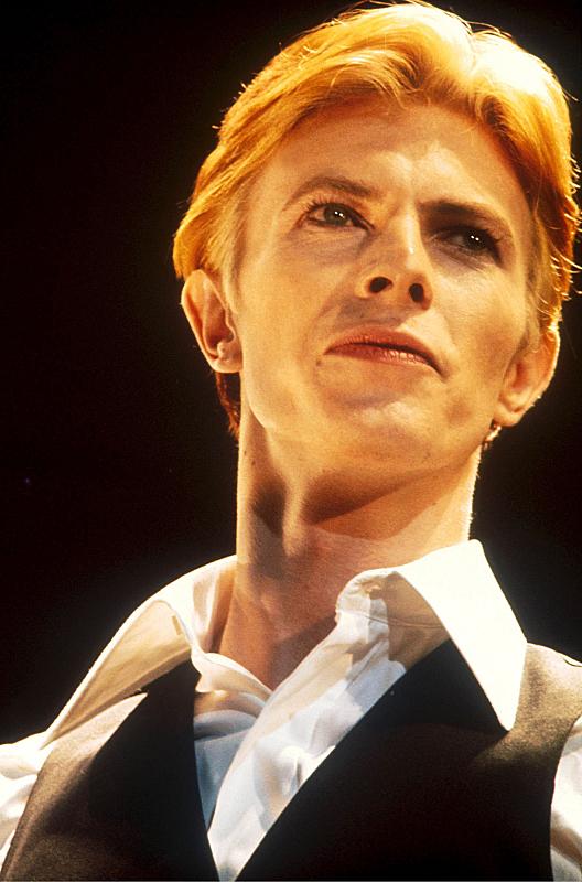 Francis Whately , David Bowie , Rick Wakeman , John Harris