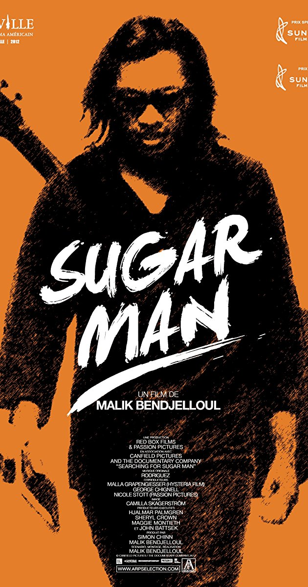 Malik Bendjelloul , Rodriguez , Stephen 'Sugar' Segerman , Dennis Coffey