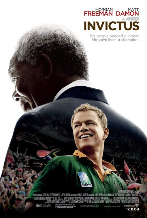 Clint Eastwood ,  Anthony Peckham ,  John Carlin ,  Morgan Freeman ,  Matt Damon ,  Tony Kgoroge