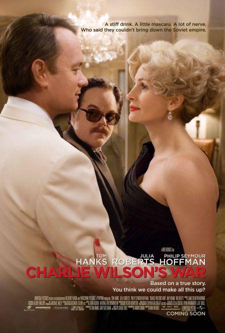 Mike Nichols , Aaron Sorkin , George Crile , Tom Hanks , Julia Roberts , Philip Seymour Hoffman