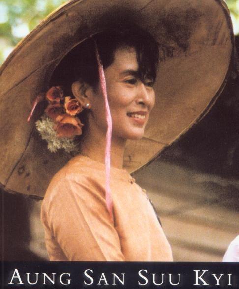 Anne Gyrithe Bonne , Michael Aris , Aung San Suu Kyi , Peter Carey