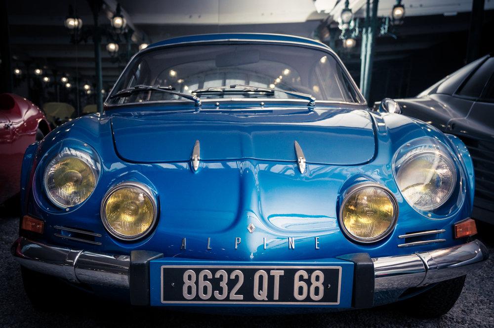 Renault Alpine A110 (Credit: Paul Scarfe)