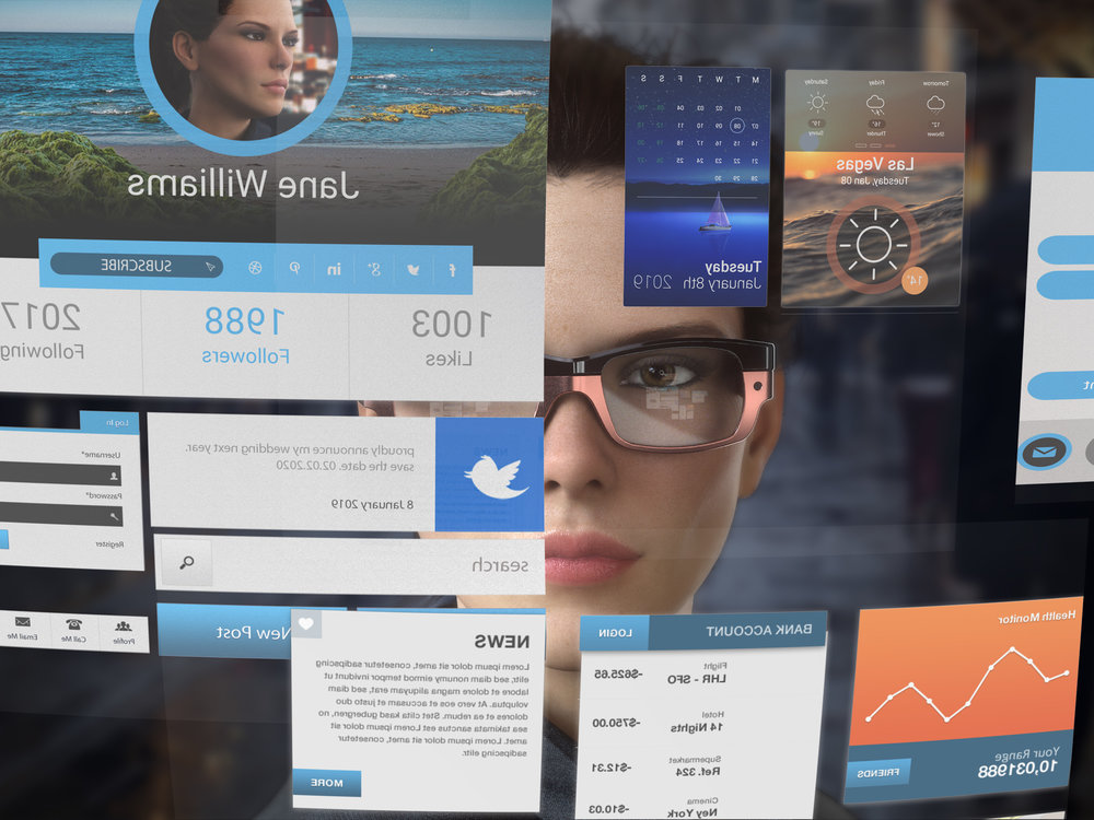 WaveOptics 2019 AR Glasses -