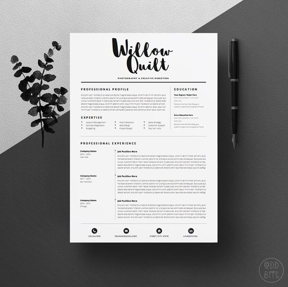 Best 25+ Resume Layout Ideas On Pinterest | Resume Ideas, Layout Cv And  Creative Cv Template  Layout For Resume