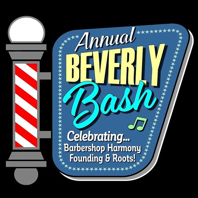 """It may be April Fool's Day, but this is no joke! The annual Beverly Bash, hosted by the Northshoremen Chorus, is this Wednesday night (April 3rd) starting at 7:30pm! Join us for an """"old school"""" night of harmonizing with barbershoppers from all around the NED. The evening will feature performances by barbershop groups big and small!  Donations at the door are gladly accepted, and all proceeds will go to supporting any and all NED representatives (quartets & choruses) to the International Contest this July in Salt Lake City.  Hope to see you there!  #beverlybash #oldschool #singdrinkeat #northshoremenchorus #notaprilfools"""