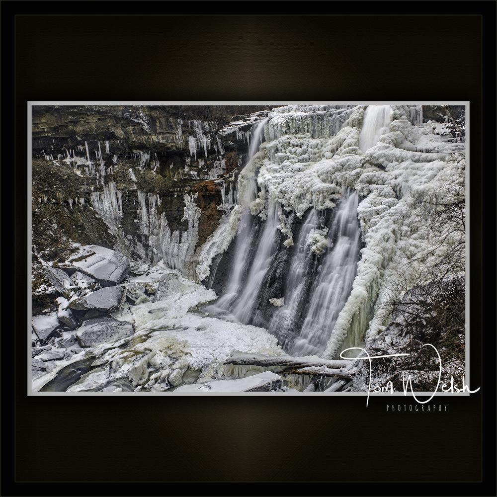 Brandywine Falls, February 2018
