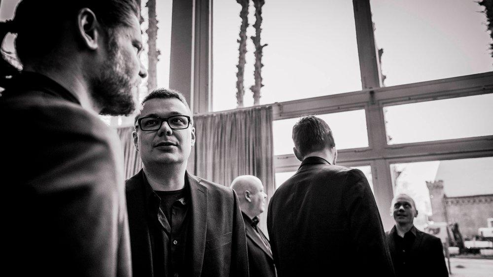 Aarhus Jazz Orchestra. Pressefoto.