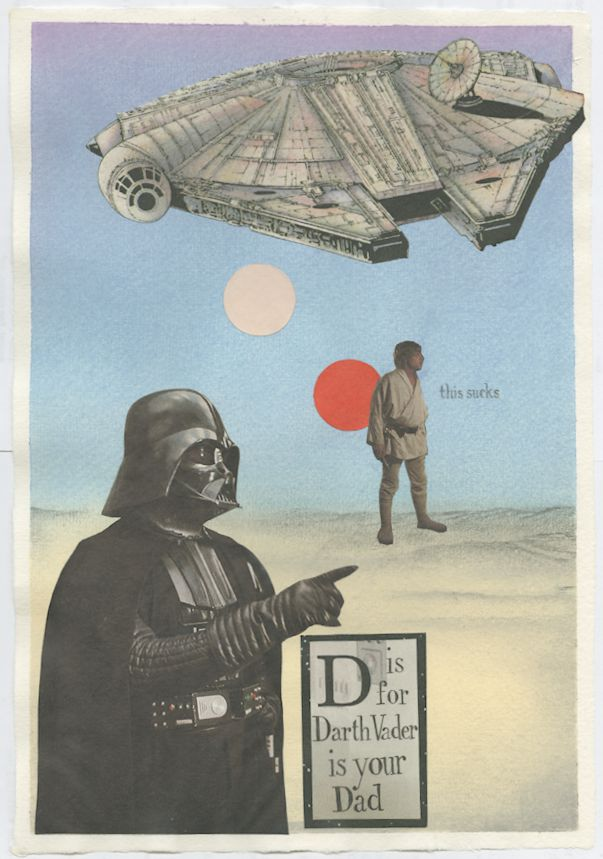 Darth Vader is your Dad