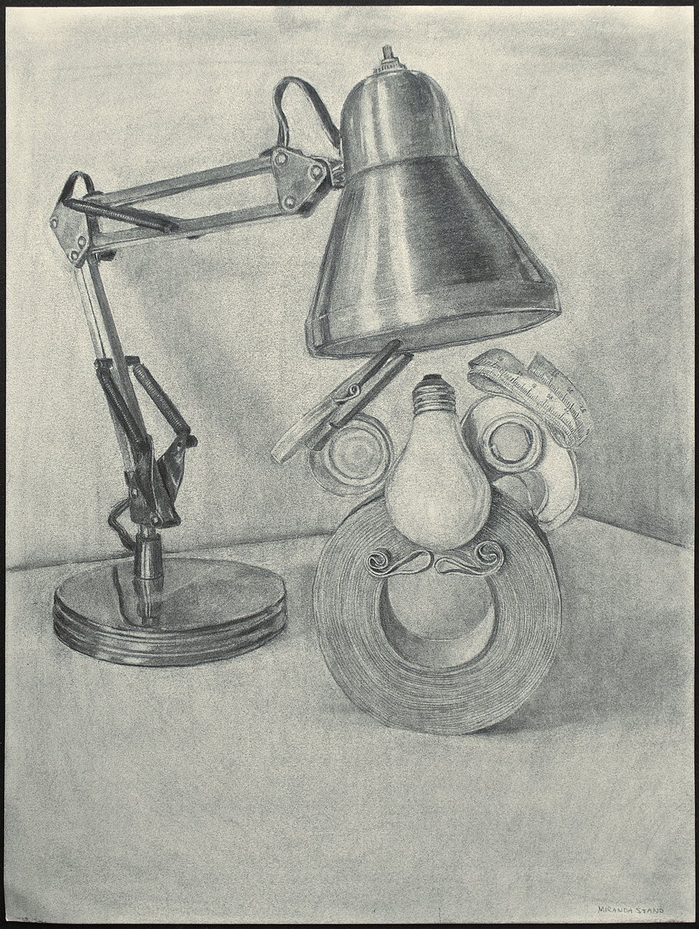 Drawing I, first year