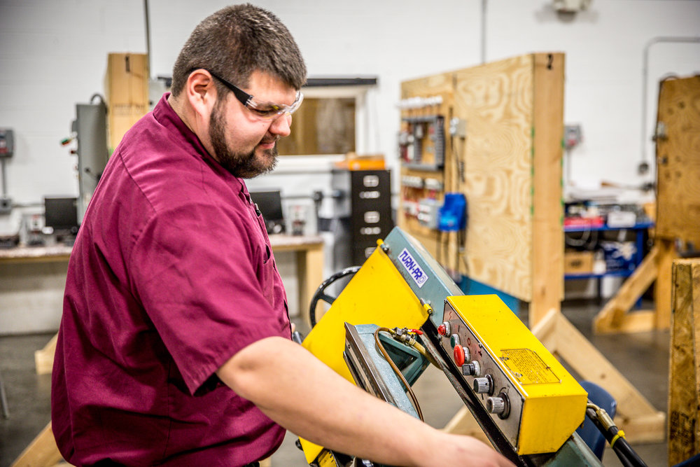 industrial maintenance technician training | new castle school of trades
