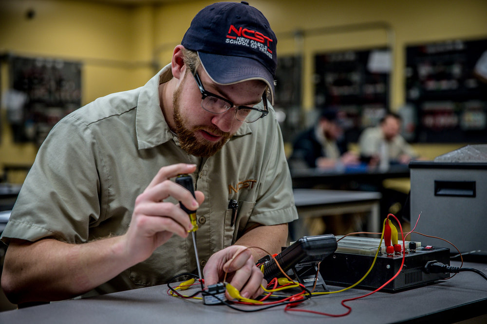 electrical technology | new castle school of trades