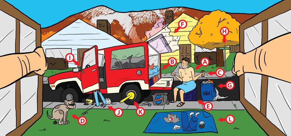 The Summer Dirtbag