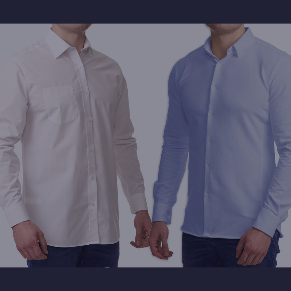 ATHLETE PROBLEMS: BUYING OFF THE RACK SHIRTS - Explore what makes Olympvs Athletic Fit Shirts unique.