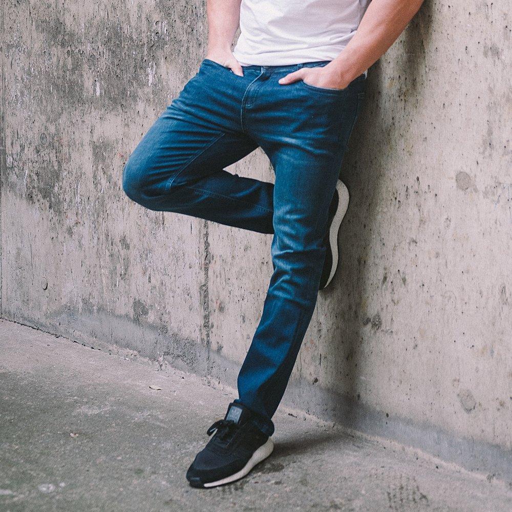 Midnight Wash Jeans - £85