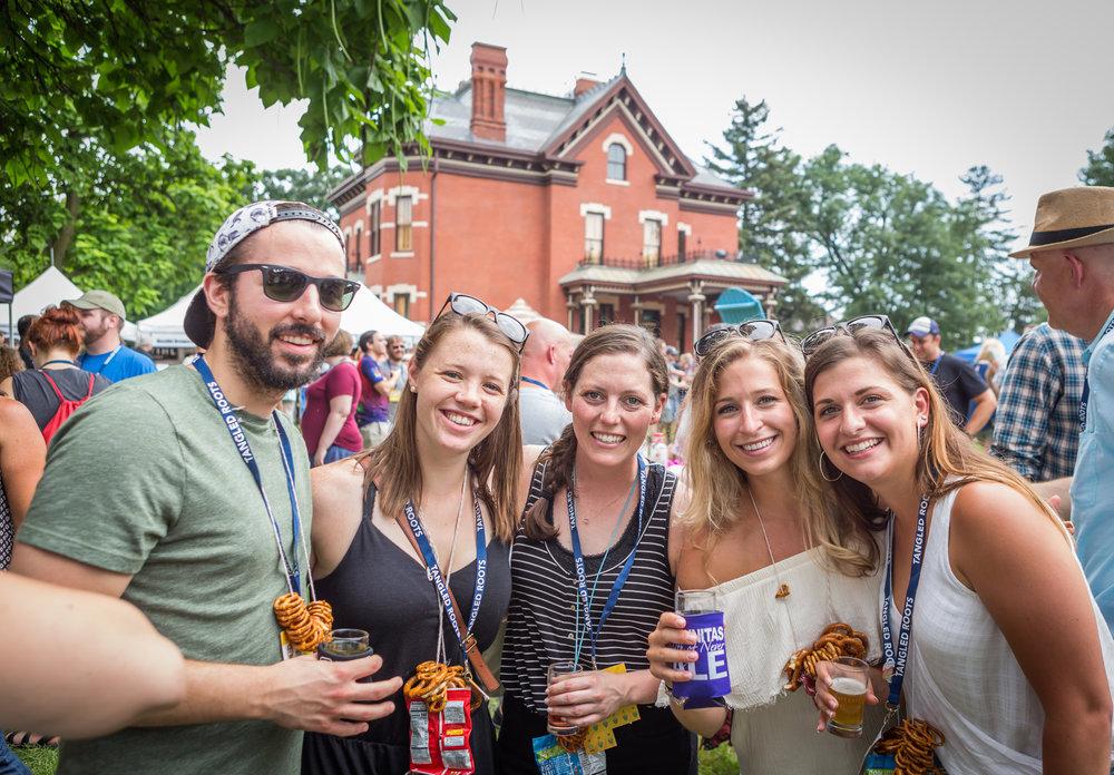 2018 Naperville Ale Fest - Summer -