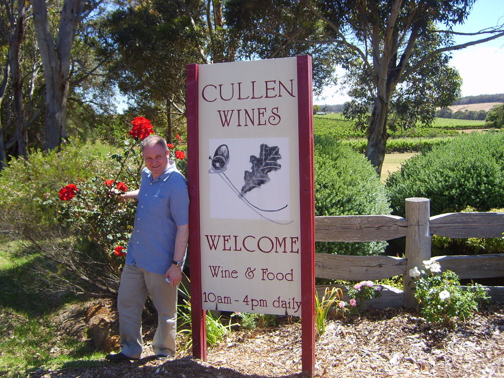 Cullen, Margaret River: not just a winery, a biodynamic garden wonderland.
