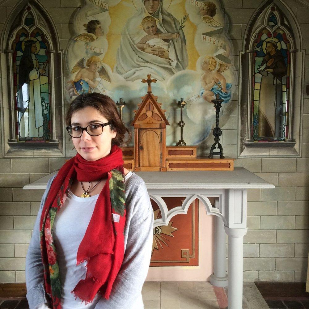 Patrizia Baldini visits Orkney's Little Italy