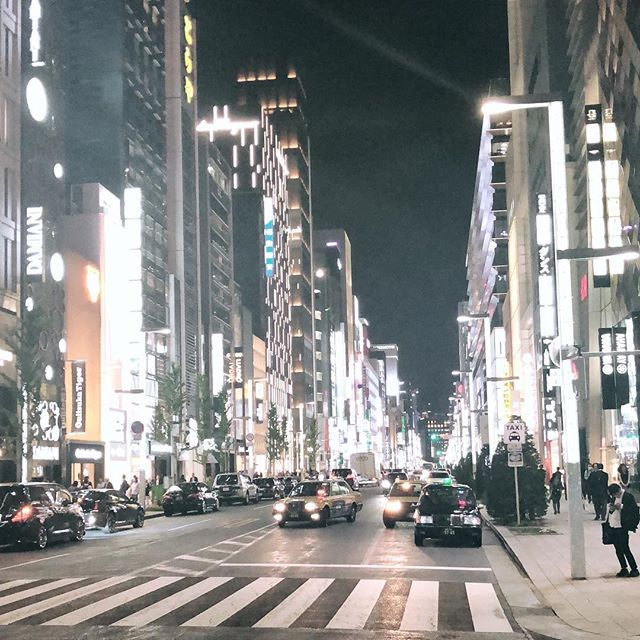 Tokyo Nights.