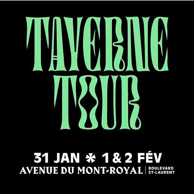 // We return to Montreal this weekend for @tavernetour with @yonatan.gat & @easternmedicinesingers grab your tickets here -  https://bit.ly/2BTV4Xz . . . . . . #tavernetour #yonatangat #easternmedicinesingers #montreal #music #festival