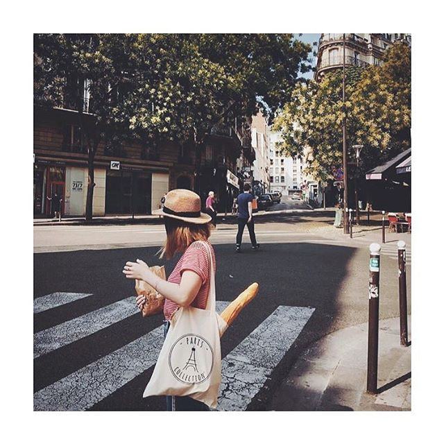 Morning vibes 🥐 • • • #photooftheday #photographer #picoftheday #paris #parisiangirl #parisian #parisianstyle #frenchgirl #frenchstyle #morning #breakfast #baguette #street #love #parisienne #parisfood #food #frenchfood #french #girl #fun #life #summervibes #summertime #totebag #pariscollection #pariscollectionstore #inlove #crazy #funny